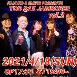 Too Sax JamJamboree